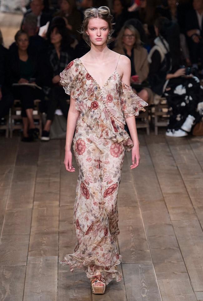 Alexander McQueen 2016 Spring  Summer
