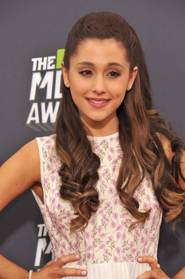ariana grande hair: ariana grande's hairstyles in pictures