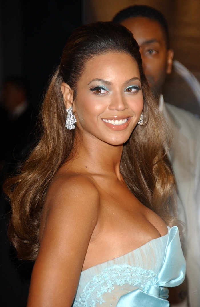Beyonce Hairstyle Timeline Photos Of Beyonces Hair