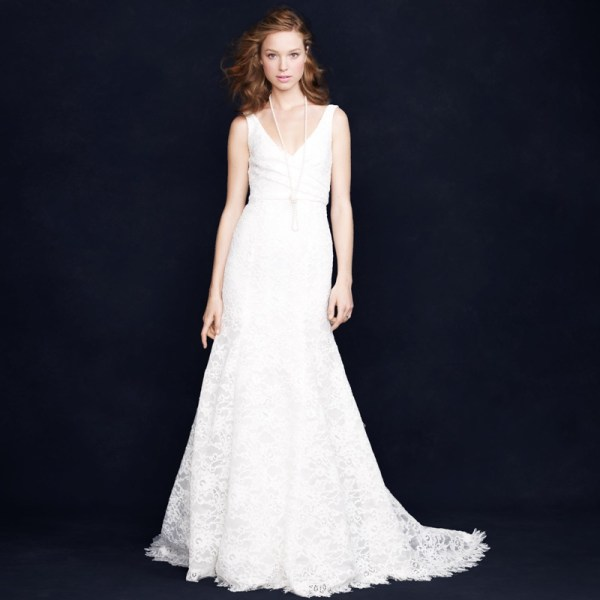 Crew 2016 Spring Summer Wedding Dresses