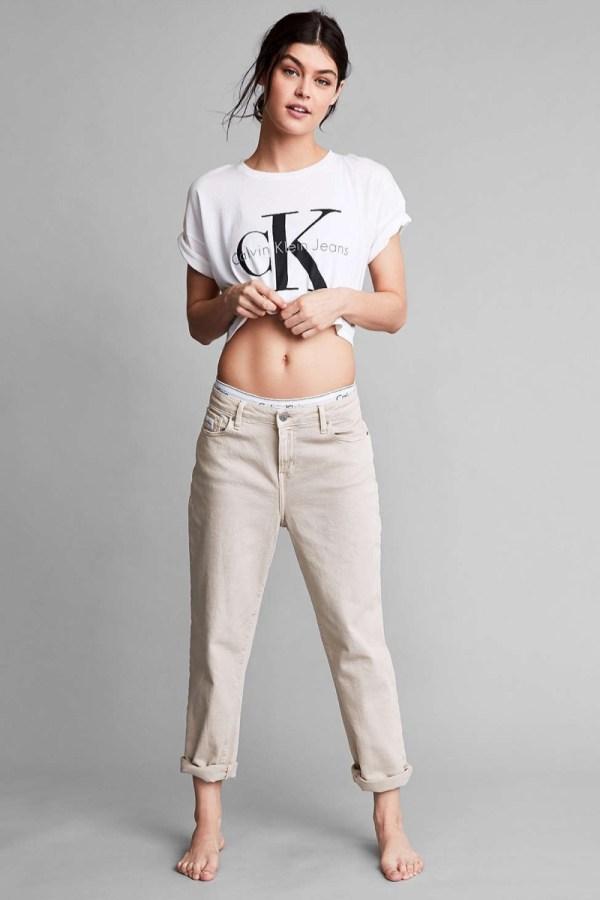 Calvin Klein X Uo Khaki Clothing