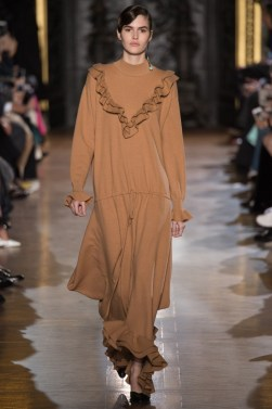 model walks the runway at stella mccartney s fall winter 2016 show ...