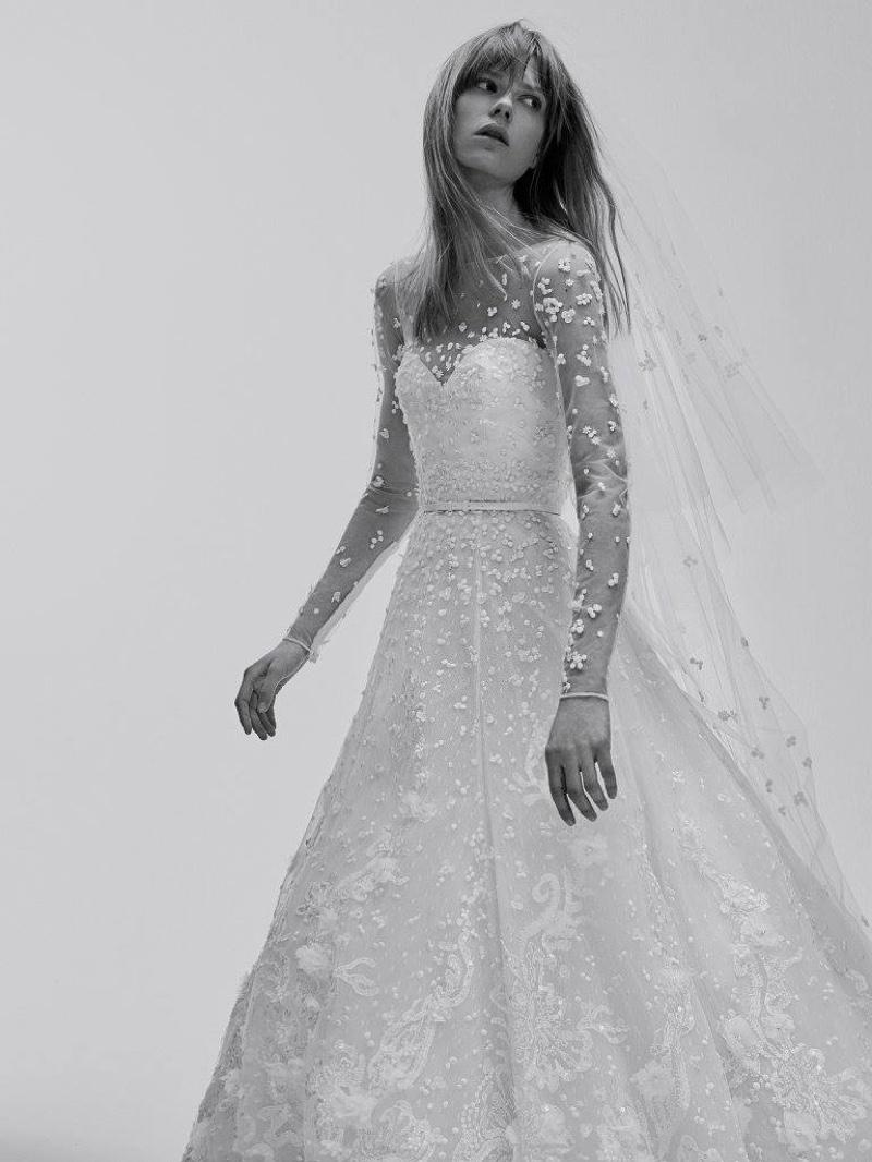 Elie Saab Wedding Dress 2017 31 Amazing Elie Saab Bridal Wedding