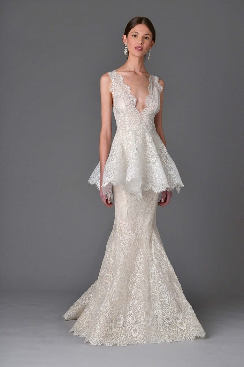 Country Western Wedding Dress 31 Lovely Marchesa Bridal Spring Wedding