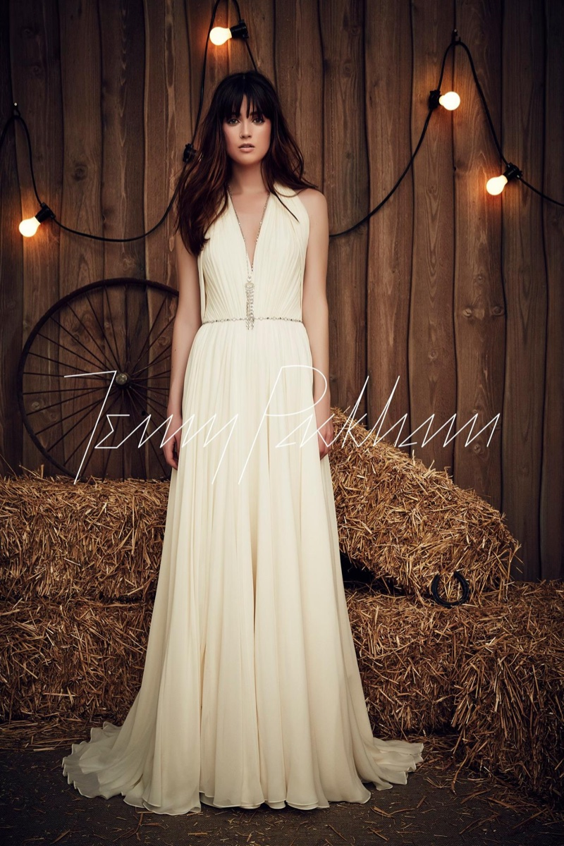 Country Western Wedding Dress 40 Inspirational Jenny Packham Bridal Spring