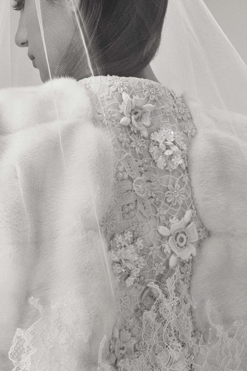Elie Saab Wedding Dress 2017 53 Simple elie saab fall bridal