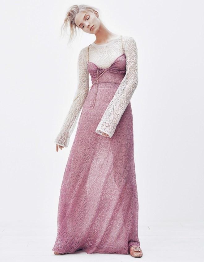 knitGrandeur: In the Pink