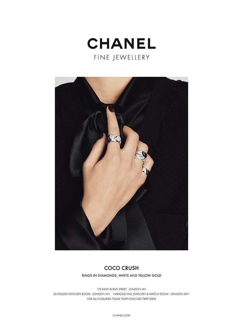 Keira Knightley Chanel Coco Mademoiselle Perfume Campaign