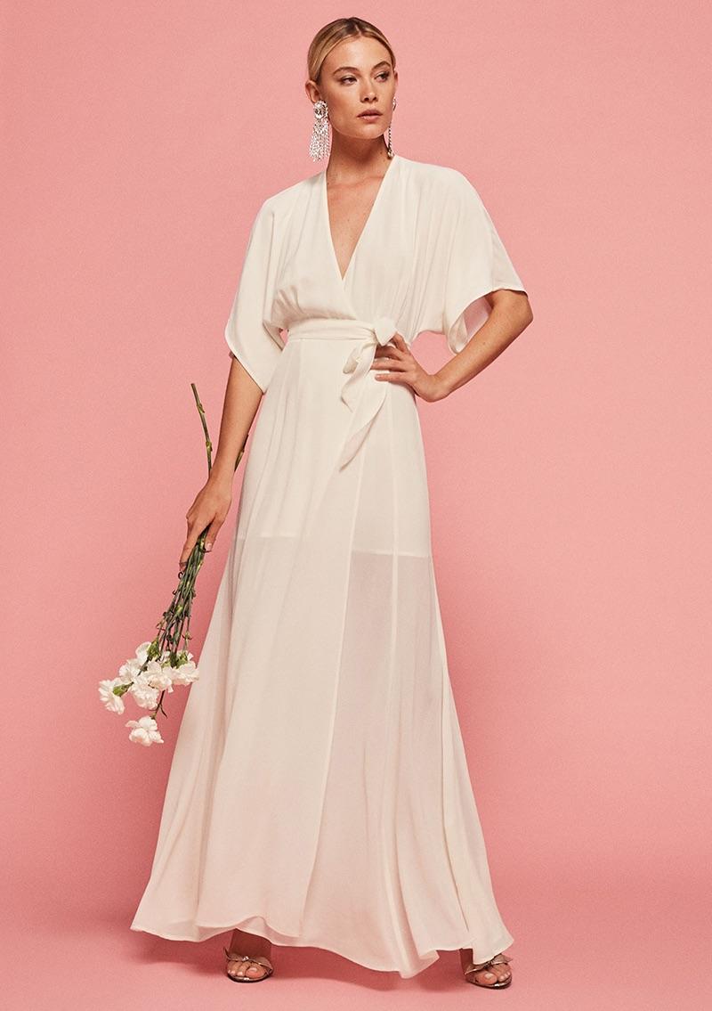 Reformation Wedding Dresses Summer 2017 Shop  Fashion Gone Rogue