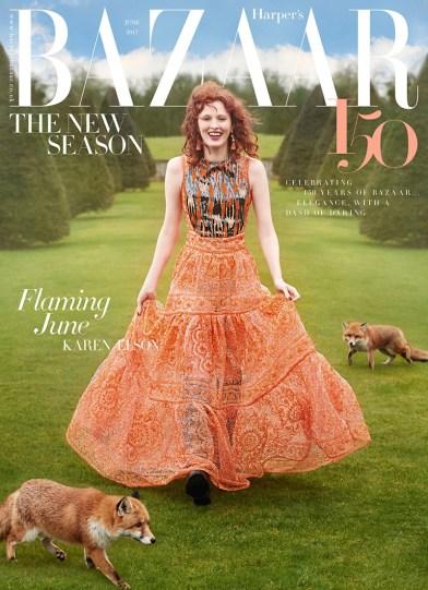 Karen-Elson-Harpers-Bazaar-UK-June-2017-Cover-Editorial02