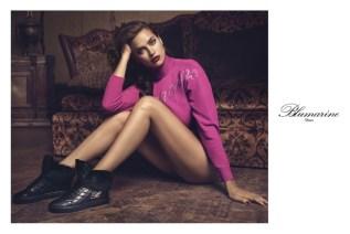Irina-Shayk-Blumarine-Fall-2017-Campaign10