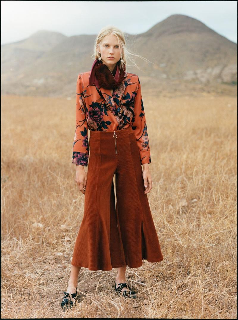 Zara Western Style Fall 2017 Lookbook  Fashion Gone Rogue