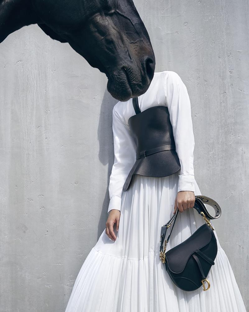 Viviane Sassen photographs Dior cruise 2019 campaign