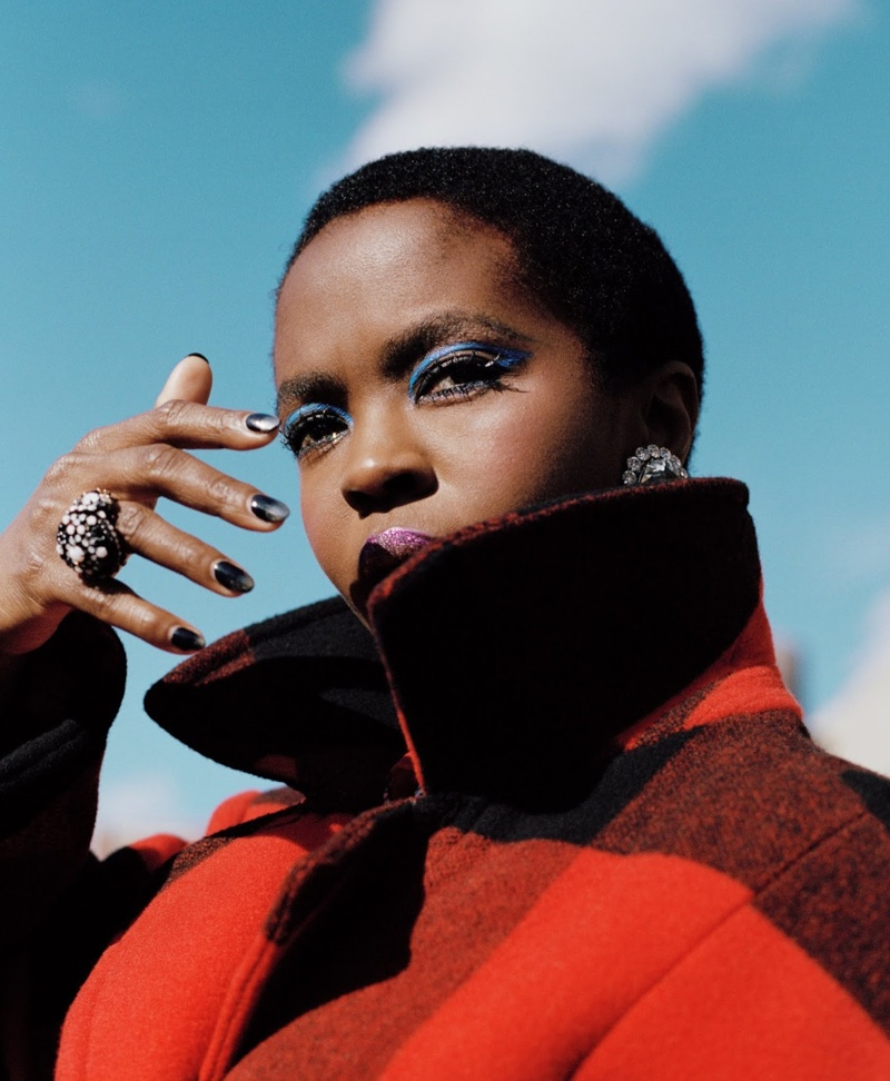 Lauryn Hill stars in Woolrich fall-winter 2018 campaign