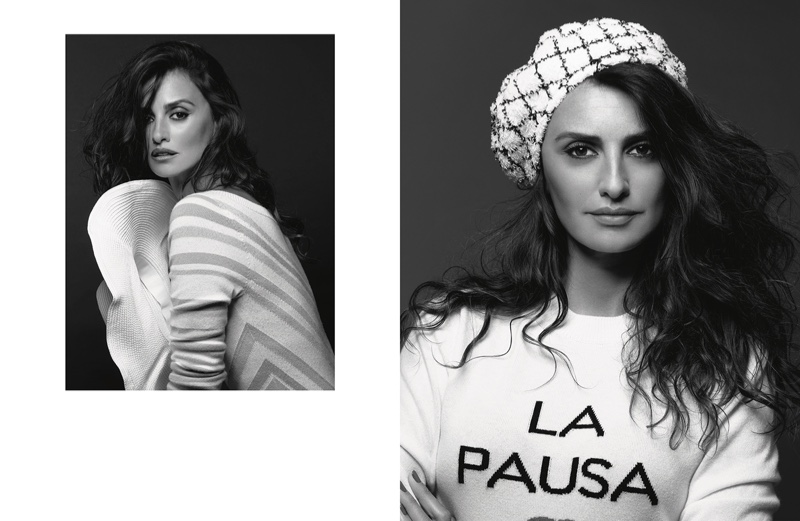 Chanel taps Penelope Cruz for its resort 2019 campaign