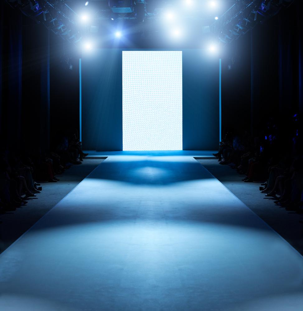 fashion show stage like a pro