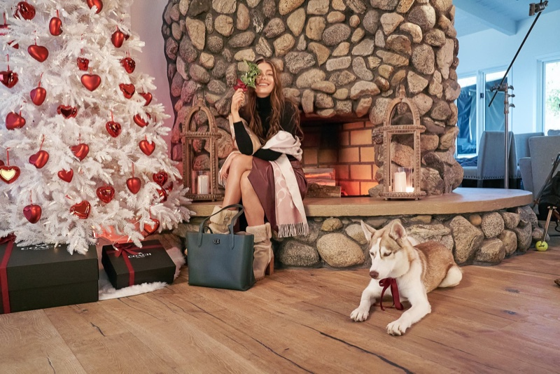 JLO, Camila, Yuna, Ramla Get Festive for Coach Holiday 2020 Campaign