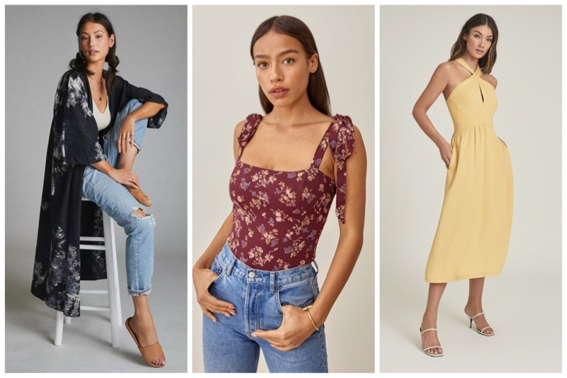 April 2021 outfit ideas