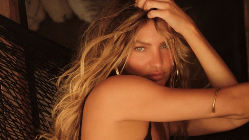 Candice Swanepoel Stuns in Tropic of C Summer 2021 Campaign