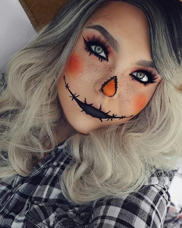 Black Face Makeup Ideas Saubhaya Makeup