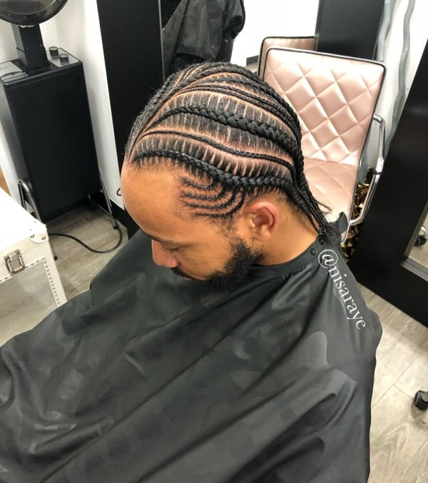 50 Cool Hairstyles For Black Men With Long Hair Fashion Hombre
