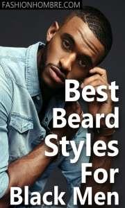 beard styles black