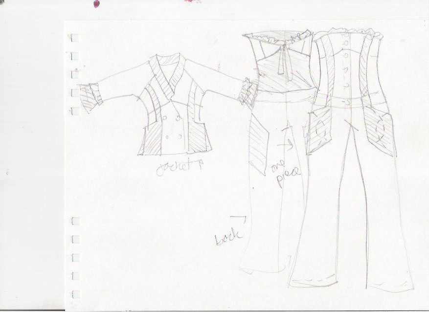 Fashion Croquis Templates for Men's, Women's, and Maternity