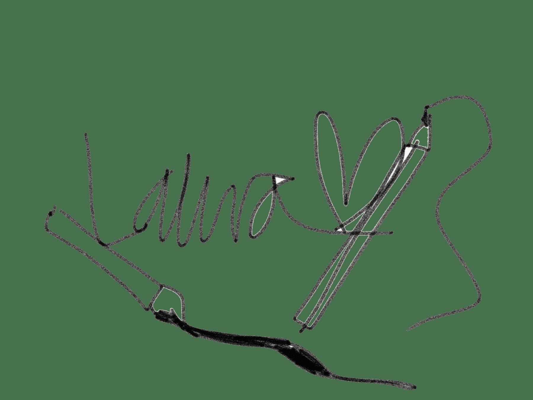 Digital Fashion Illustration On The Ipad