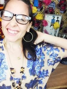 Laura Volpintesta, founder, Fashion Illustration Tribe. Author, the Language of Fashion Design. Craftsy instructor, jazz and samba singer. Parsons Professor of Fashion Design