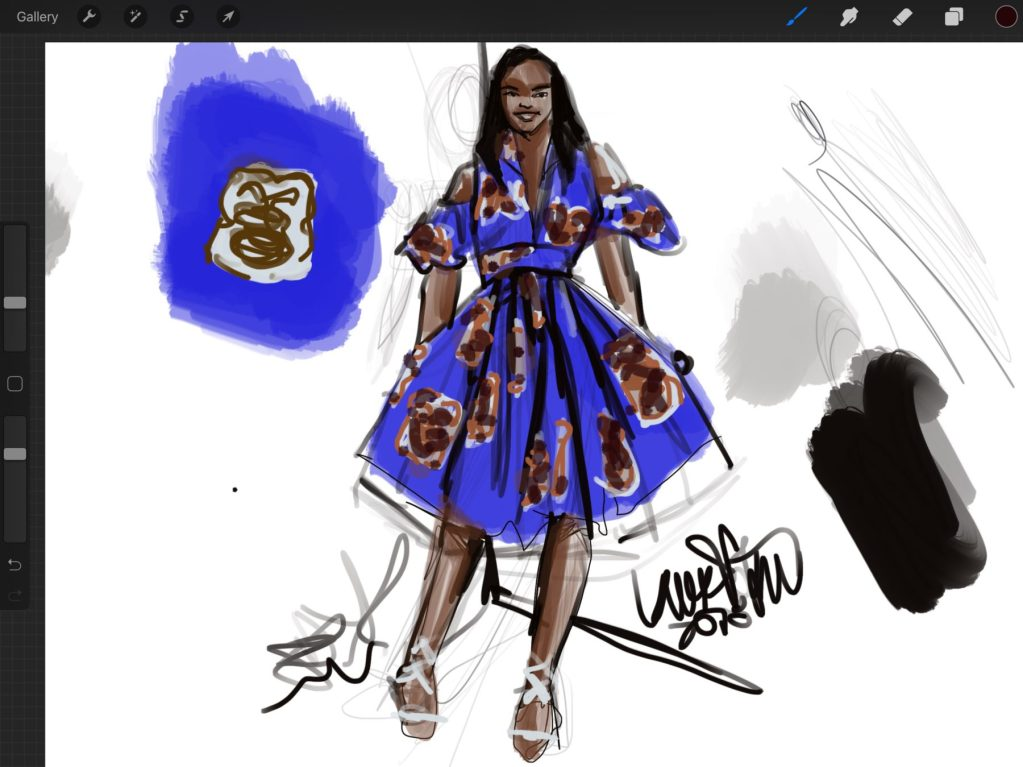 Fashion Sketch Apps Recommendations And Examples Plus Tutorials
