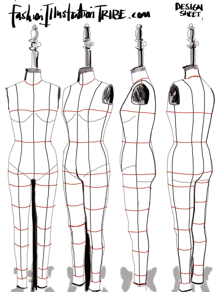 How To Use Dress Forms For Fashion Designers And Students