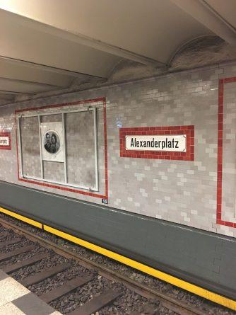 Fermata Alexanderplatz