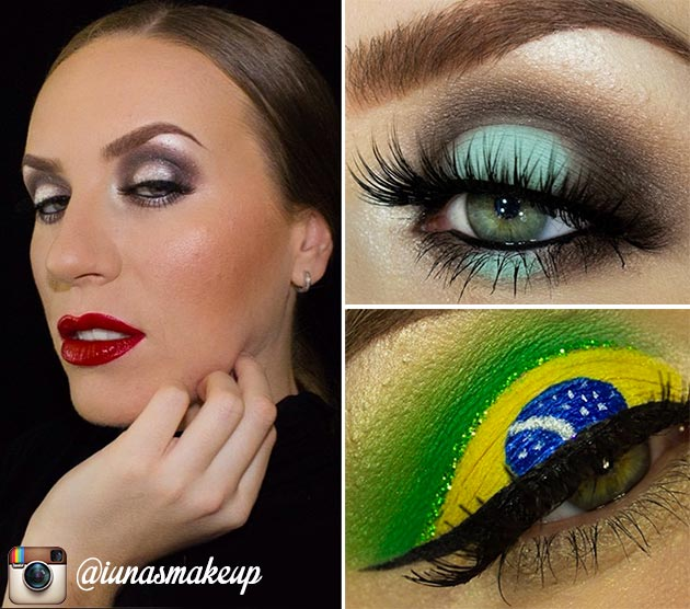 15 Instagram Beauty Gurus Worth Following: Iuna's Makeup