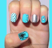 20 Fun Summer Nail Art Designs | Fashionisers