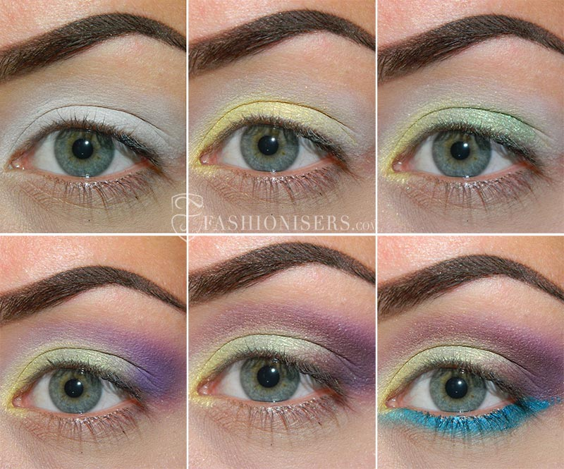 Pretty Pastel Makeup Tutorial
