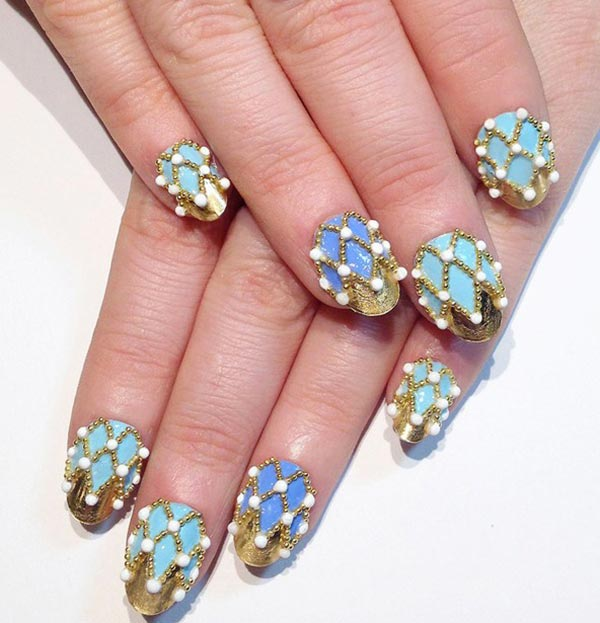 Nail Art For Beginners With Short Nails