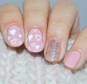 classy nail art design