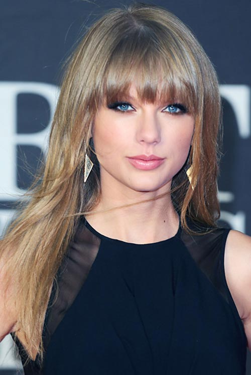 Timeless Hairstyles for Women That Will Never Get Out of Style: Taylor Swift