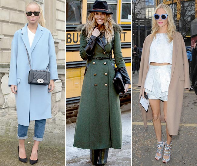 How to Wear a Long Coat