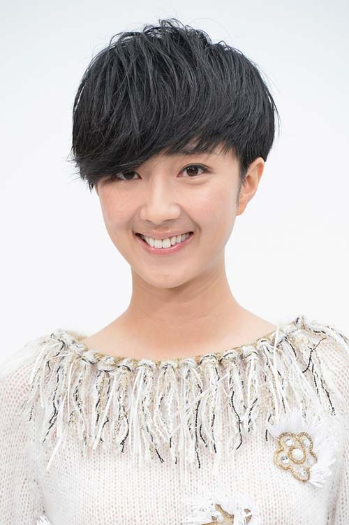 20 Short Hairstyles Celebs Love to Wear: Kwai Lun-Mei