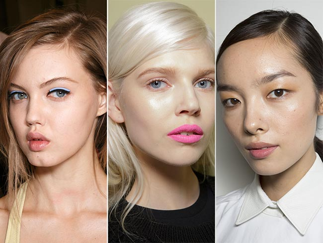 Spring/ Summer 2015 Hairstyle Trends: Side-Swept Hair