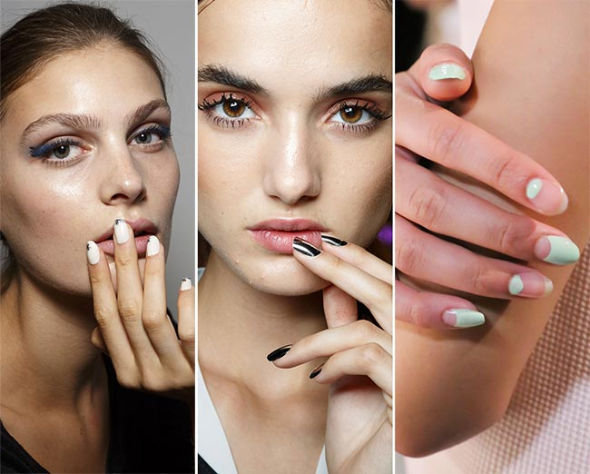 Spring/ Summer 2015 Nail Trends: Almond Nails