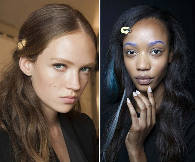 Spring/ Summer 2015 Wavy Hairstyles Taken from The Runway: Beachy Waves