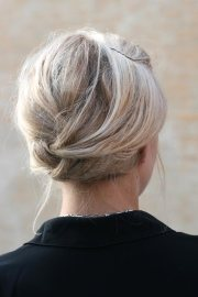 cool updo hairstyles women