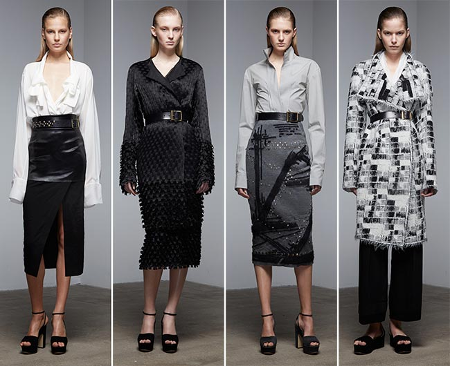 Donna Karan Pre-Fall 2015 Collection