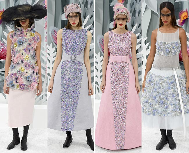 Chanel Couture Spring/Summer 2015 Collection