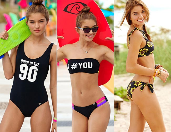 Banana Moon Teen Swimwear 2015 Collection