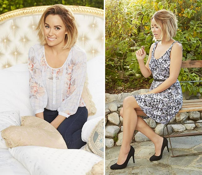 LC Lauren Conrad For Kohl's Spring 2015 Collection