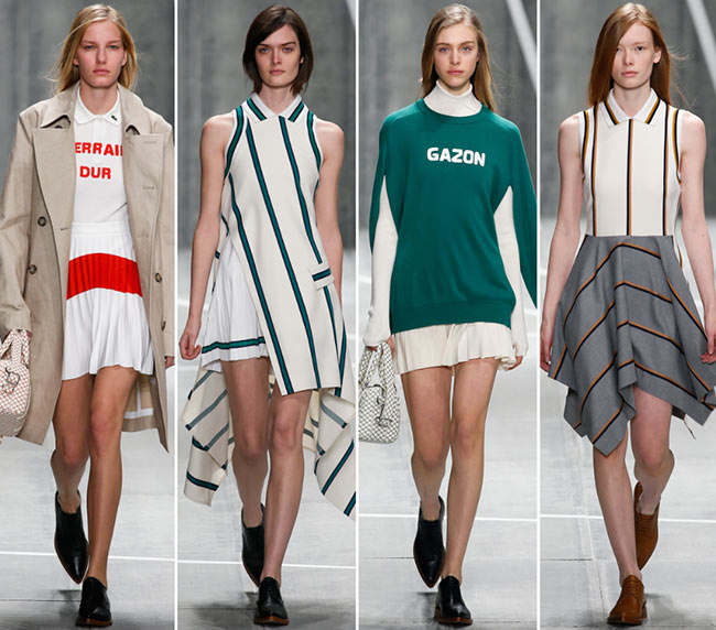 Lacoste Fall/Winter 2015-2016 Collection