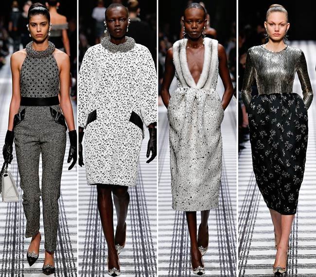 Balenciaga Fall/Winter 2015-2016 Collection - Paris Fashion Week